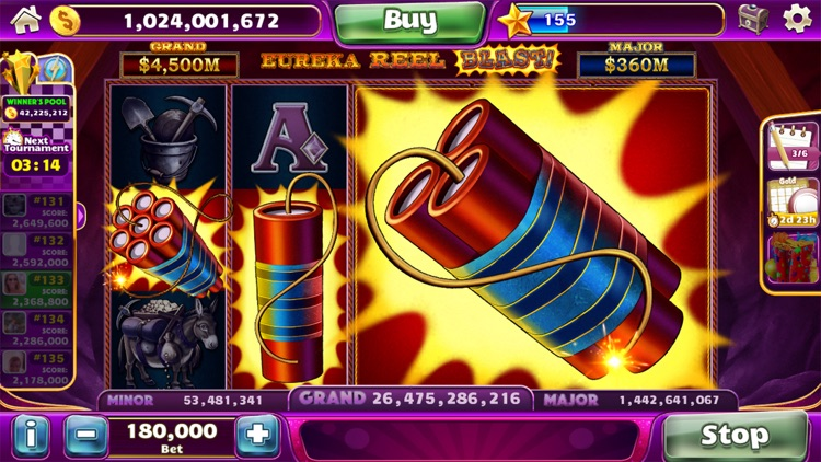 Jackpot Party - Casino Slots screenshot-5