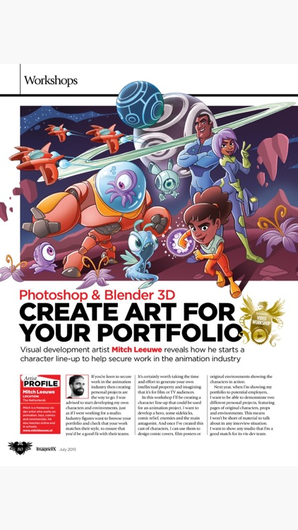 ImagineFX screenshot-7