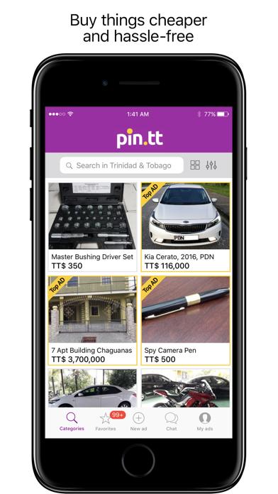 Pin.tt Screenshot