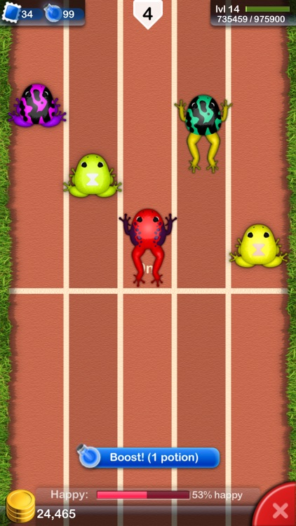 Pocket Frogs screenshot-3