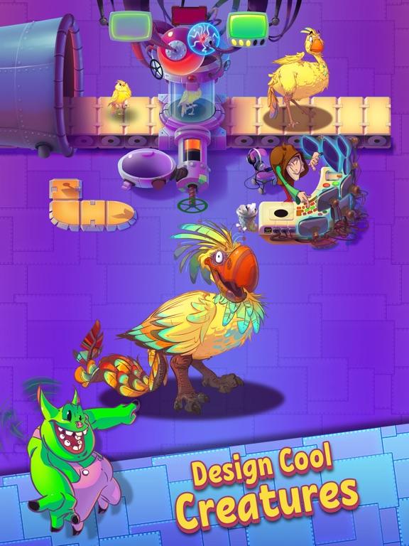 Idle Monster Factory screenshot 8