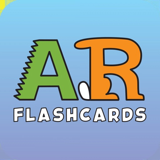 AR Flashcards-Alphabet & More