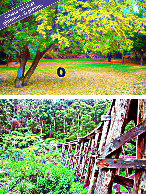 Spektrel Art Screenshots