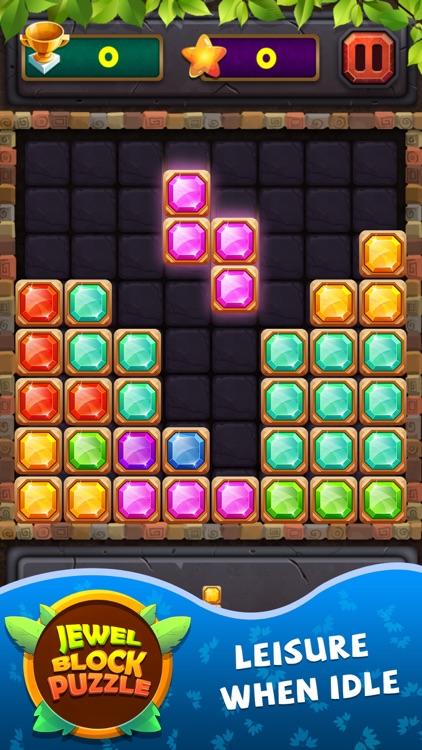 Jewel Block Puzzle Classic screenshot-4