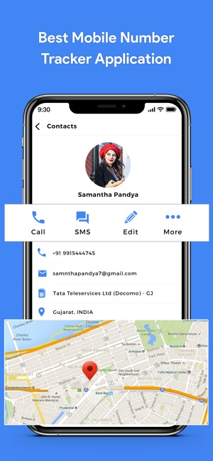 track my iphone by phone number