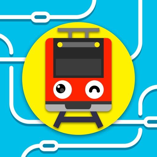 ツクレール 幼児・子供向けの無料知育ゲームアプリ
