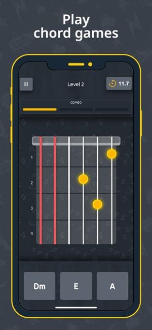 Guitar Tuner - Ukulele & Bass on the App Store