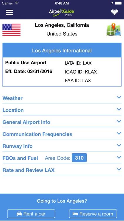 Airport Guide screenshot-3