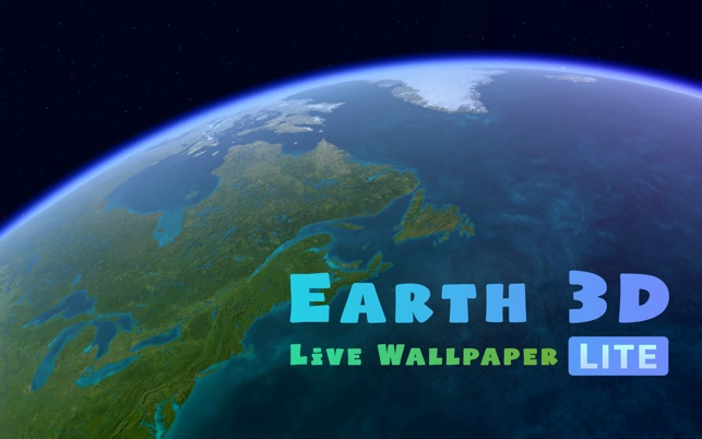 Earth 3d Lite On The Mac App Store