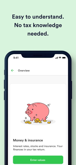 Taxfix – Easy tax declaration on the App Store