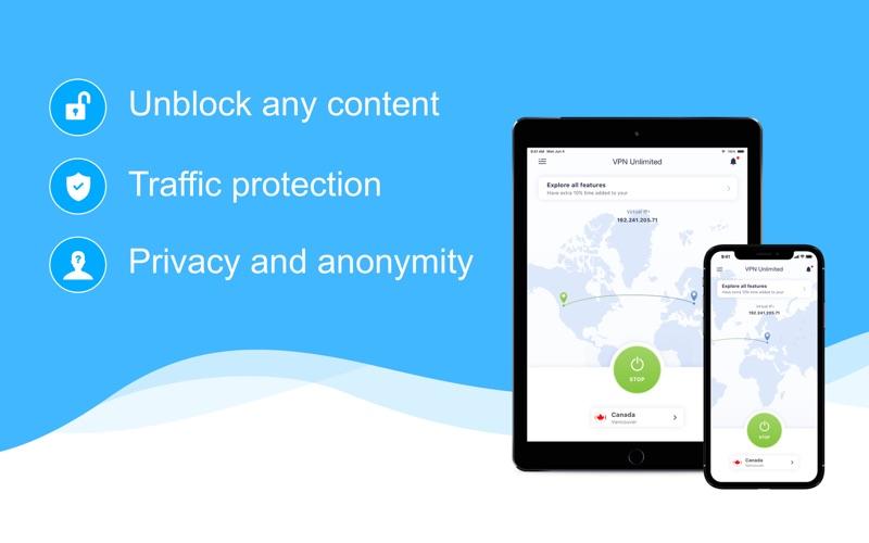 VPN Unlimited Screenshot