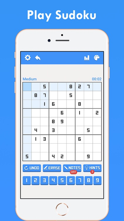 Sudoku Genius: Brain Training