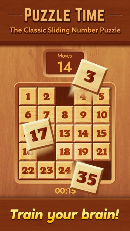 Puzzle Time: Number Puzzles screenshot-3