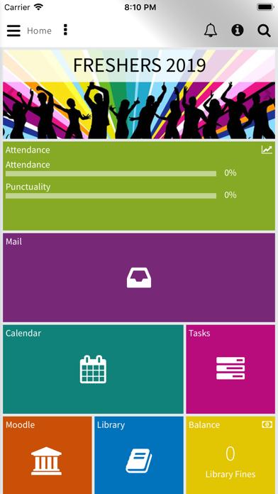 MyDCG screenshot 1