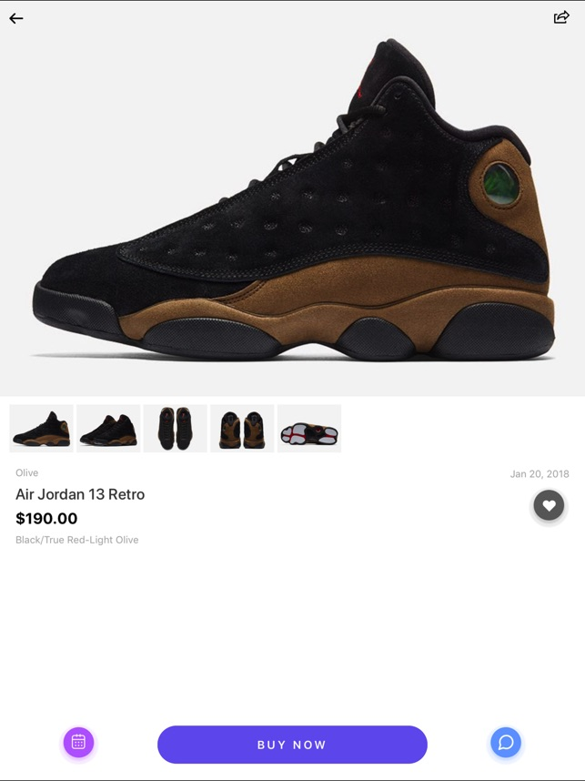 c8ae41272f  Sneaker Crush - Release Dates on the App Store
