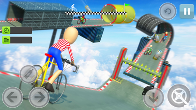 Freestyle DMBX Race screenshot 2