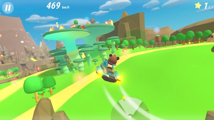 McPanda: Super Pilot Kids Game screenshot-9