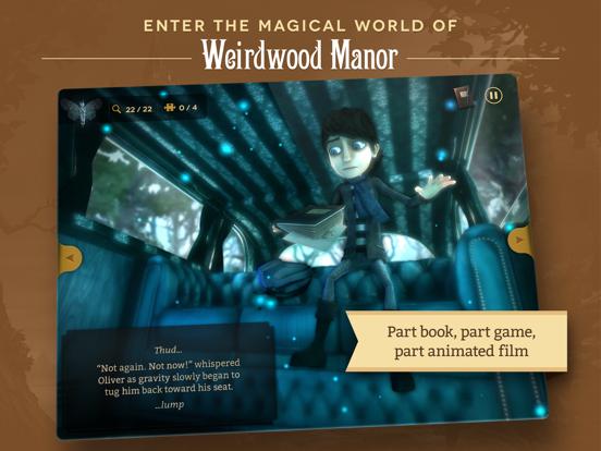 Weirdwood Manorのおすすめ画像1