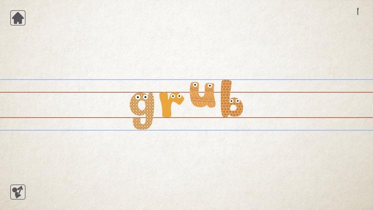 Wiggly Words: Phonics for kids screenshot-3