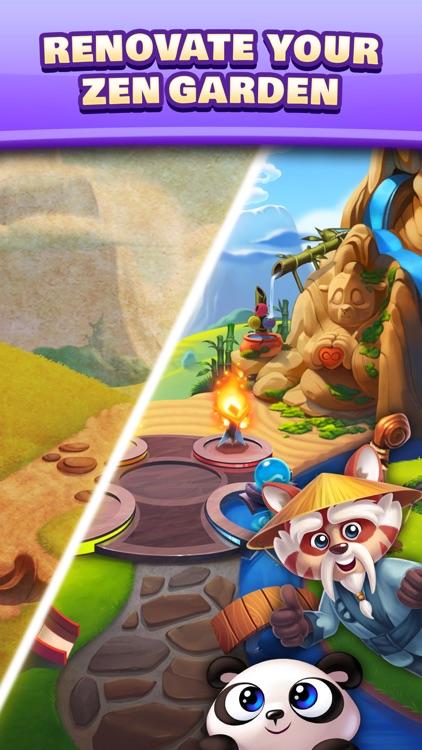 Panda Pop! Bubble Shooter Game screenshot-3