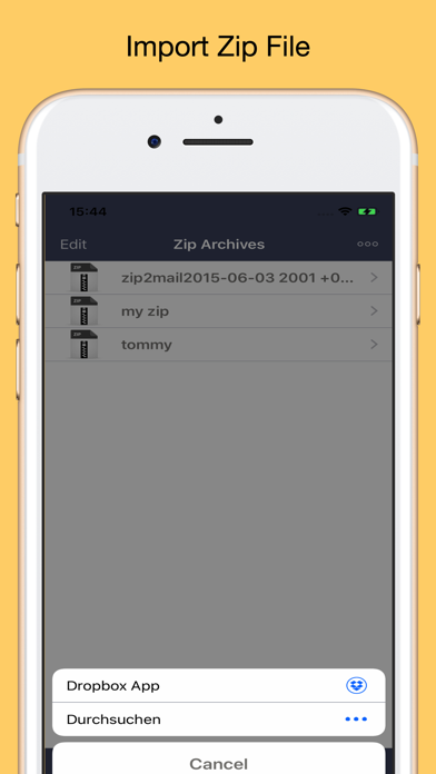 Zip Viewer Pro - Unzip + View screenshot two
