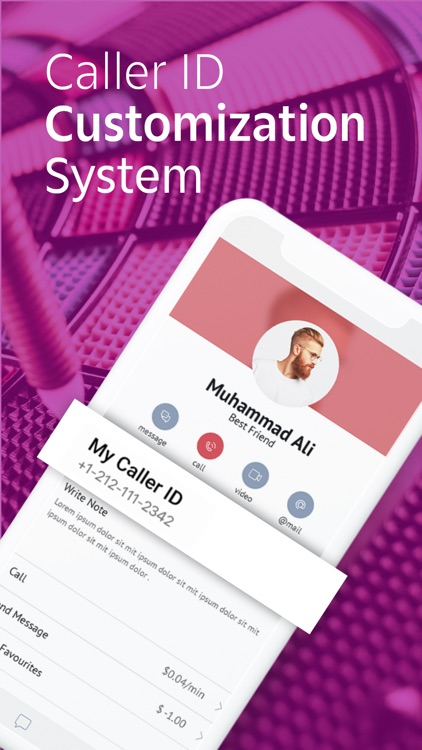 Callmama International calling screenshot-4