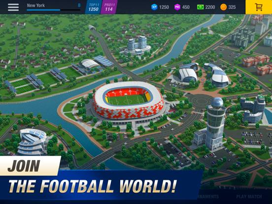 11x11: Football Manager screenshot 7