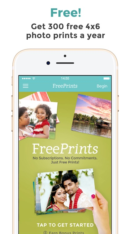 FreePrints ‐ Photos Delivered