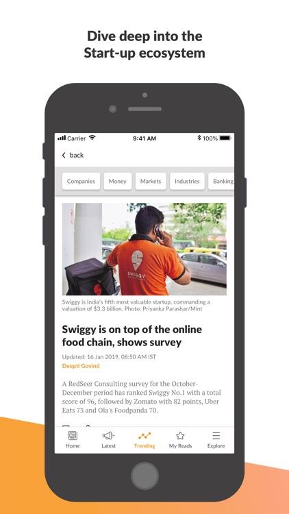 Mint Business News screenshot-5