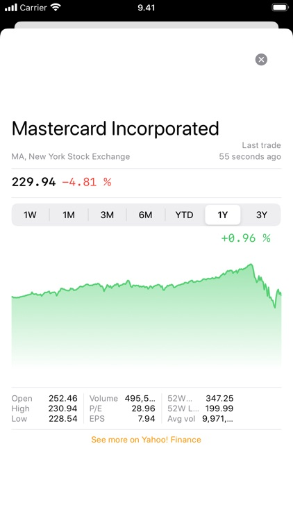 Stokki: Stock Portfolio screenshot-3