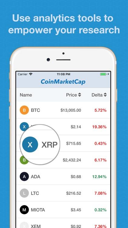 Crypto Market Research screenshot-3