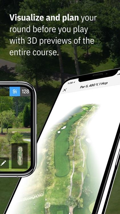 Golfshot Plus: Golf GPS + AR screenshot-3