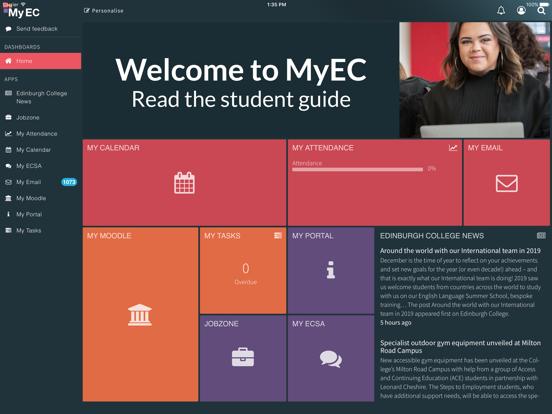 MyEC screenshot 6