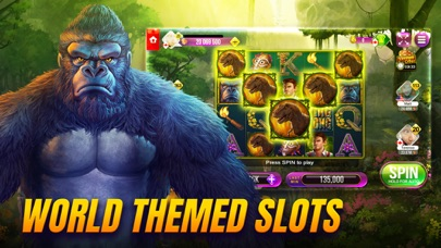 Neverland Casino - Slots Games Screenshot