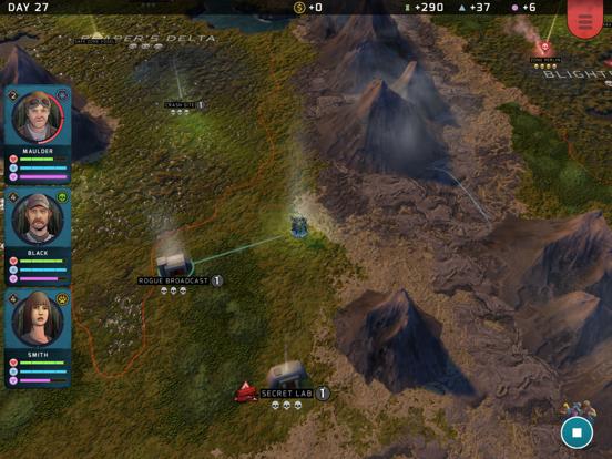Xenowerk Tactics screenshot 3