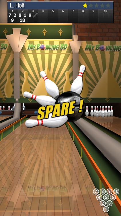 My Bowling 3D screenshot-8