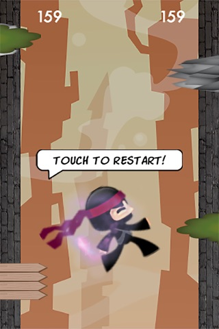 Vertical Ninja Jump LT - náhled