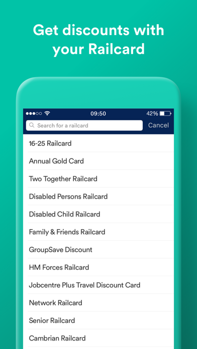 Trainline: Train & Coach App for pc