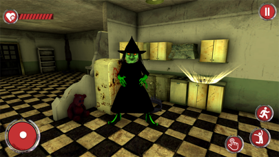 Screen Shot Scary Granny - House of Fear 0