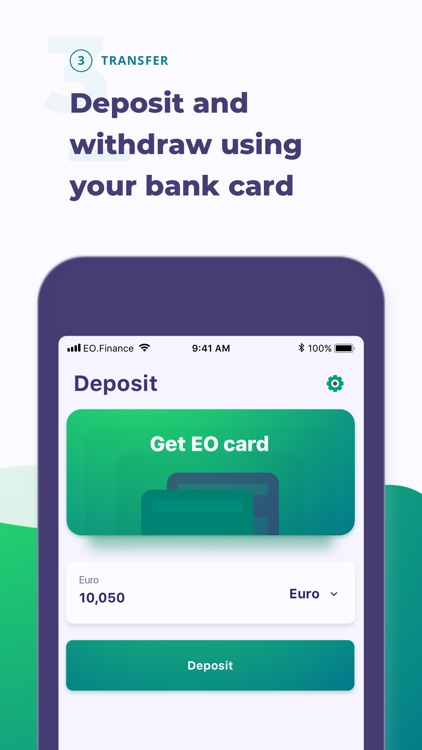 EO.Finance: Crypto Wallet screenshot-3
