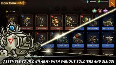 Metal Slug Infinity: Idle RPG by ekkorr (iOS, United States