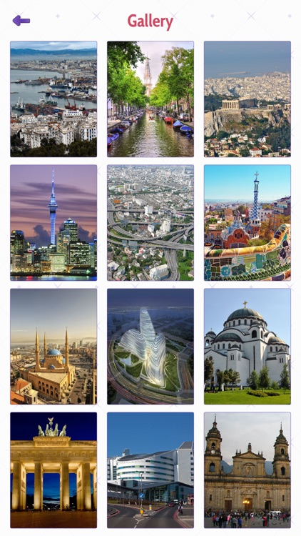 Famous Cities in the World screenshot-4