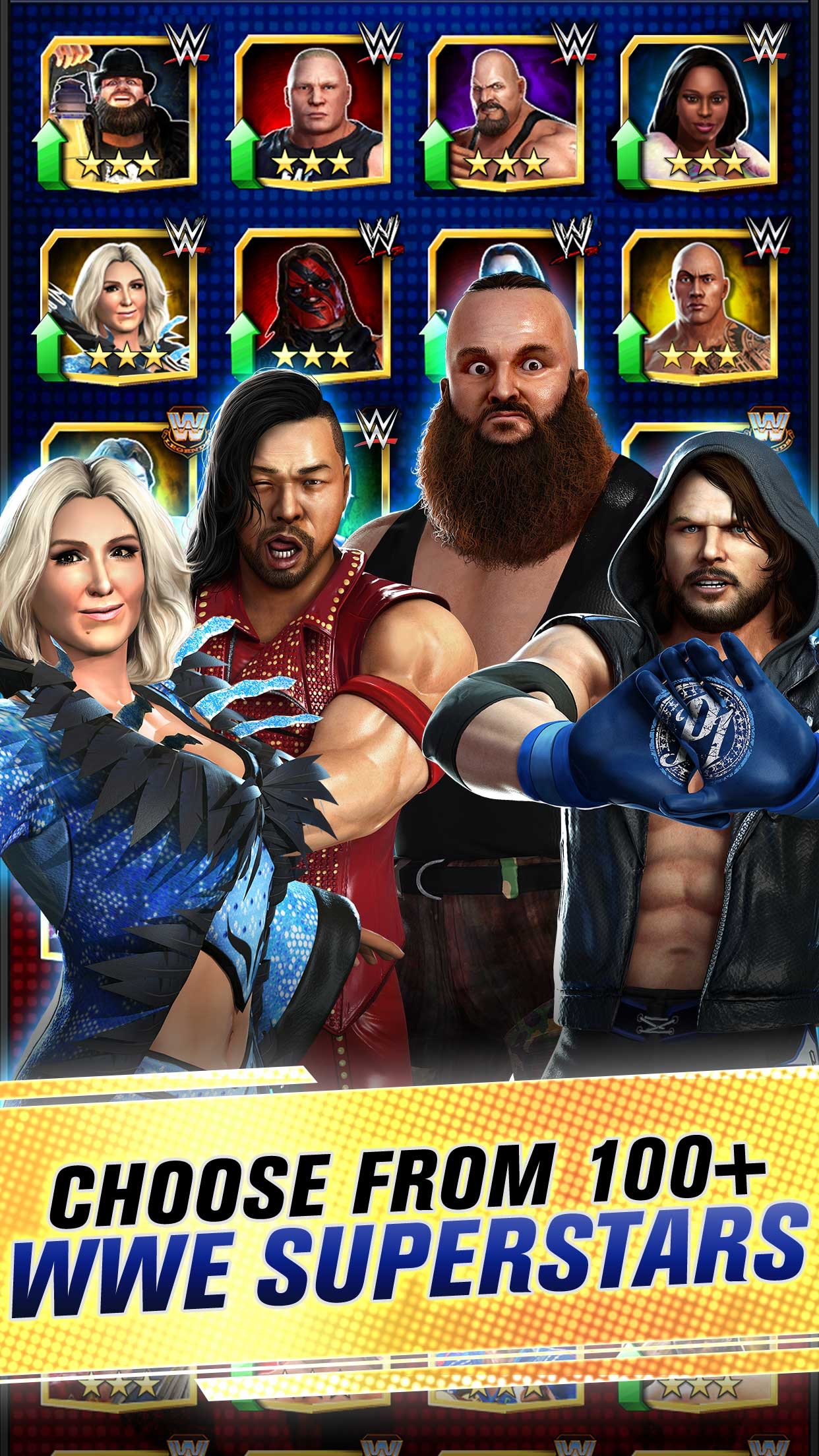 WWE Champions 2019 Screenshot