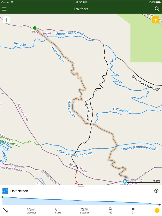 Trailforks - Mountain Bike Map on the App Store