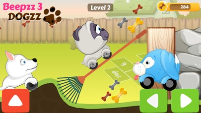 Beepzz Dogs car racing games screenshot four