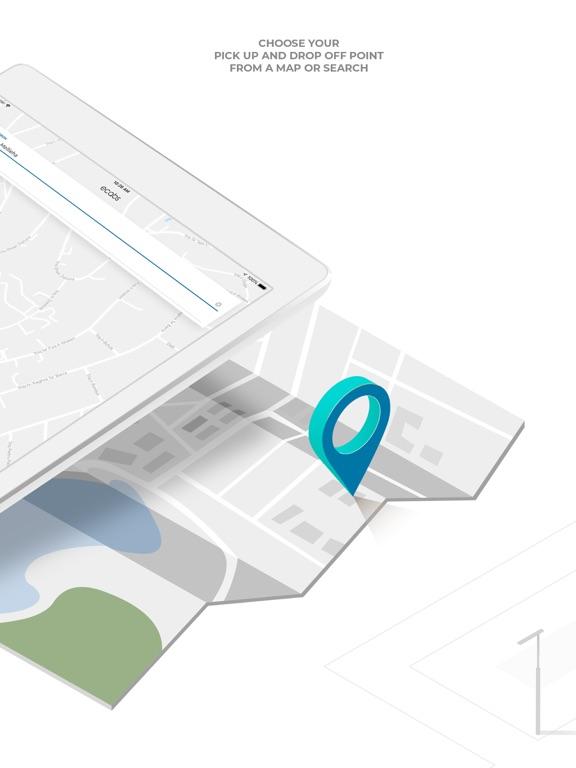 Screenshots for eCabs - Malta Taxi