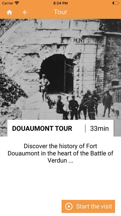 Forts de Vaux et Douaumont screenshot 2