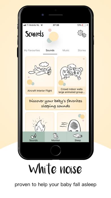 The Wonder Weeks: Sleep app image