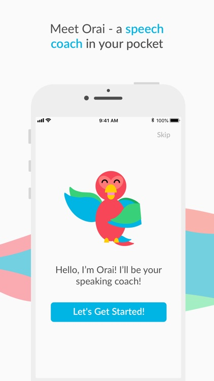 Orai - AI Communication Coach screenshot-0