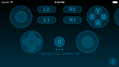 Screenshot from Game Controller Tester